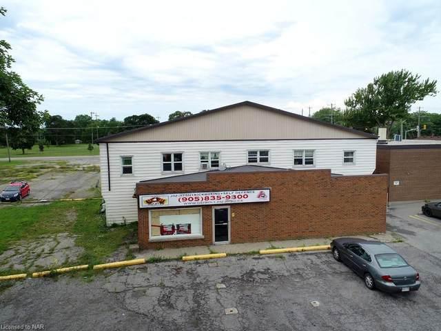 408 Catharine Street, Port Colborne, ON L3K 5V3 (MLS #40154644) :: Envelope Real Estate Brokerage Inc.
