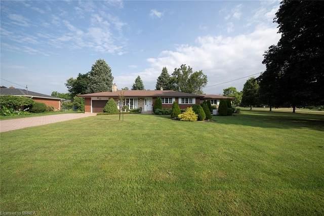 11 Messecar Drive, Burford, ON N0E 1A0 (MLS #40157260) :: Envelope Real Estate Brokerage Inc.