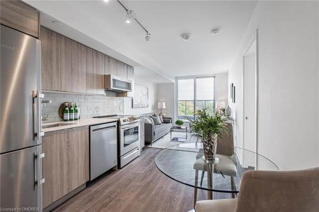 1401 O'connor Drive #621, Toronto, ON M4B 2V5 (MLS #40157548) :: Forest Hill Real Estate Collingwood