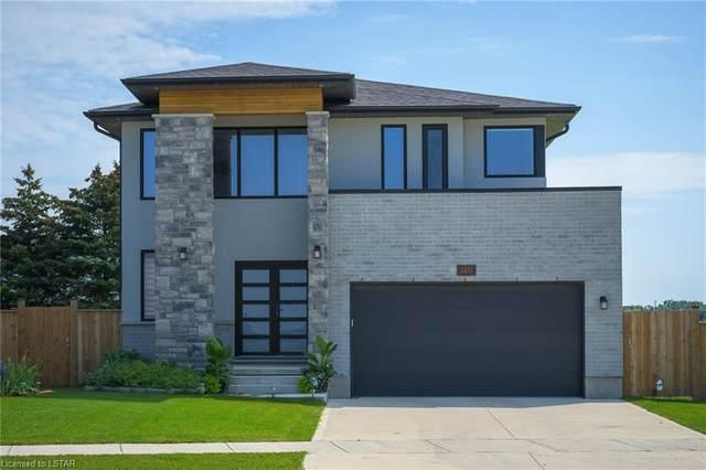 2433 Tokala Trail, London, ON N6G 0V6 (MLS #40158083) :: Envelope Real Estate Brokerage Inc.