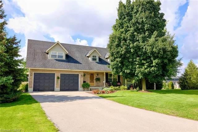 4 Collie Court, Fergus, ON N1M 2W3 (MLS #40158247) :: Envelope Real Estate Brokerage Inc.