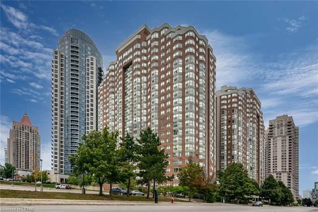 325 Webb Drive #707, Mississauga, ON L5B 3Z9 (MLS #40158344) :: Envelope Real Estate Brokerage Inc.