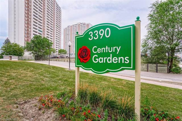 3390 Weston Road #2106, Toronto, ON M9M 2X3 (MLS #40158750) :: Envelope Real Estate Brokerage Inc.