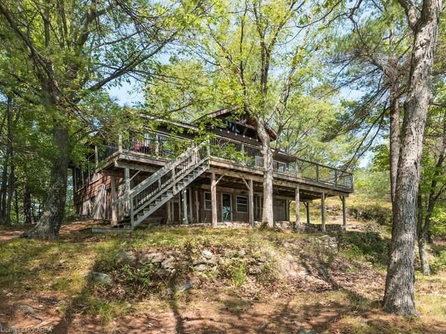 947 Clarke Island, Tay Valley, ON K7H 3C5 (MLS #40158891) :: Envelope Real Estate Brokerage Inc.