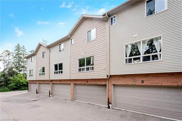 20 Westmount Road W #4, Kitchener, ON N2M 1R5 (MLS #40159981) :: Envelope Real Estate Brokerage Inc.
