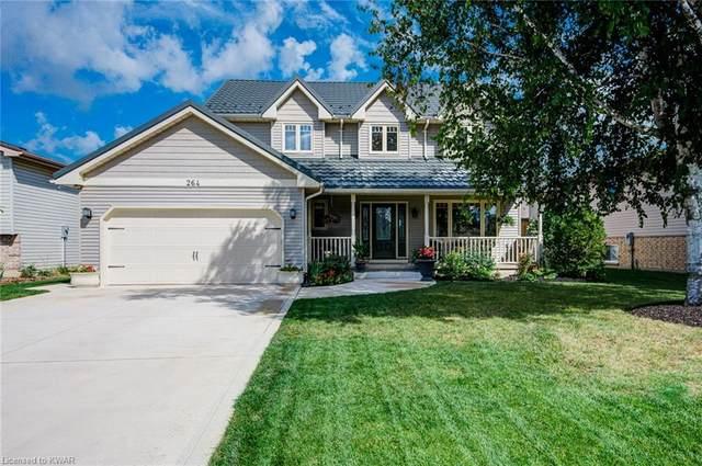 264 Rivers Boulevard, Exeter, ON N0M 1S1 (MLS #40160084) :: Envelope Real Estate Brokerage Inc.
