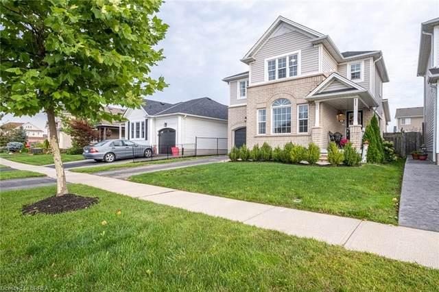 9 Hodge Lane, Brantford, ON N3T 0A6 (MLS #40160656) :: Envelope Real Estate Brokerage Inc.