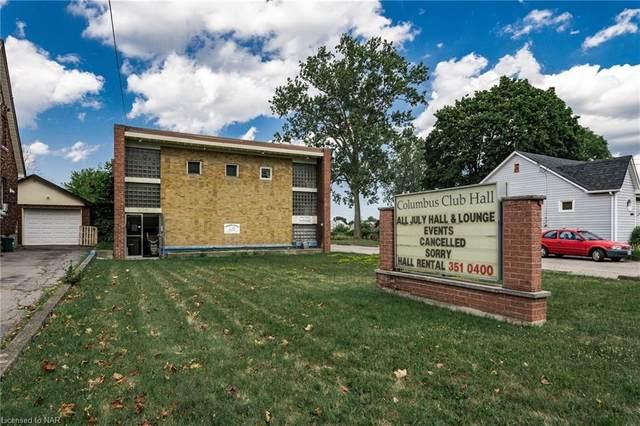 6101 North Street, Niagara Falls, ON L2G 1J7 (MLS #40161291) :: Forest Hill Real Estate Collingwood
