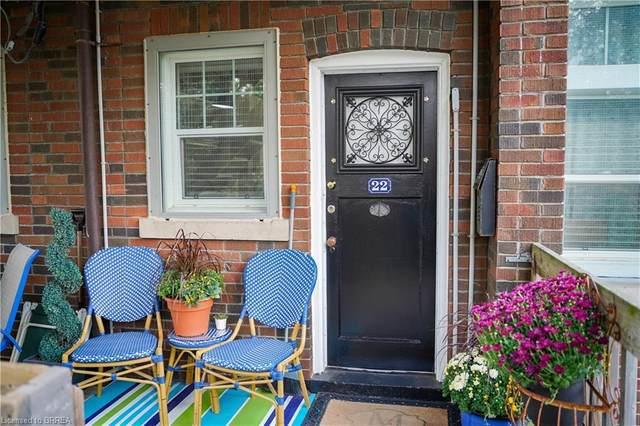 54 Dufferin Avenue #22, Brantford, ON N3T 4P5 (MLS #40161708) :: Envelope Real Estate Brokerage Inc.