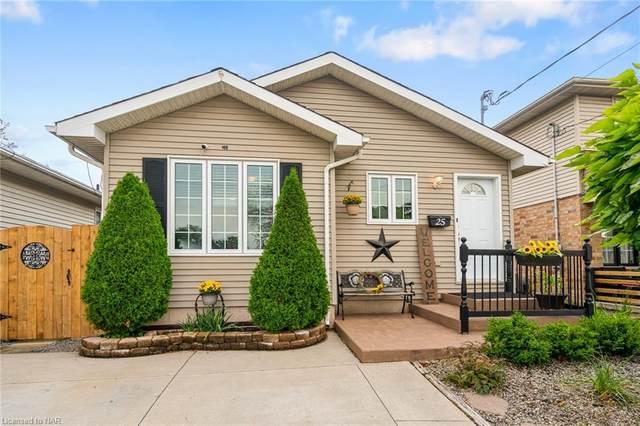 25 St Helena Street, St. Catharines, ON L2N 3Z9 (MLS #40161737) :: Envelope Real Estate Brokerage Inc.