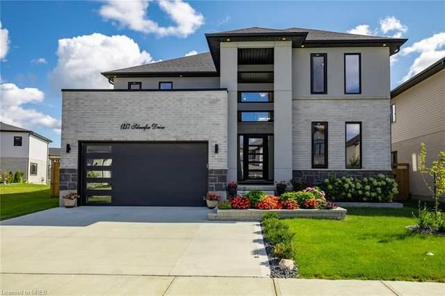 1257 Silverfox Drive, London, ON N6G 0V8 (MLS #40161895) :: Envelope Real Estate Brokerage Inc.