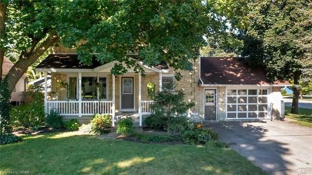 105 William Street, Exeter, ON N0M 1S2 (MLS #40162388) :: Envelope Real Estate Brokerage Inc.