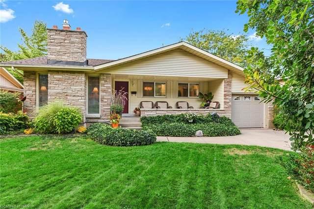 11 Costen Boulevard, St. Catharines, ON L2M 1N7 (MLS #40162492) :: Envelope Real Estate Brokerage Inc.