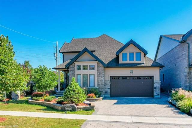 2 Tuscany Court, St. Catharines, ON L2S 0E2 (MLS #40162708) :: Envelope Real Estate Brokerage Inc.