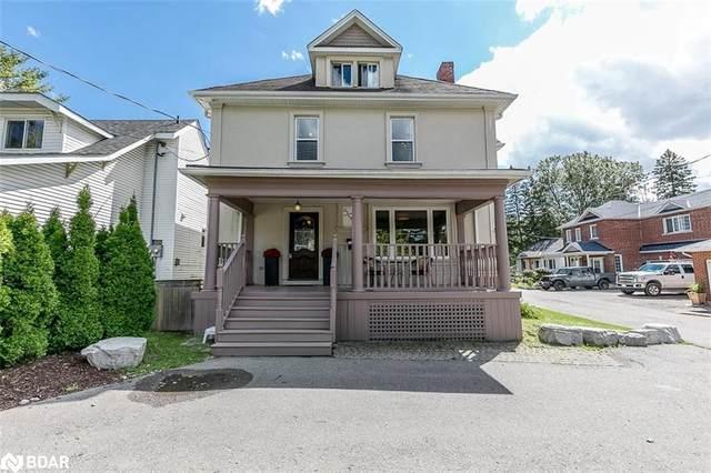 596 Queen Street, Newmarket, ON L3Y 2H9 (MLS #40162837) :: Envelope Real Estate Brokerage Inc.