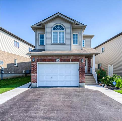 1316 Countrystone Drive, Waterloo, ON N2N 3R9 (MLS #40163104) :: Envelope Real Estate Brokerage Inc.
