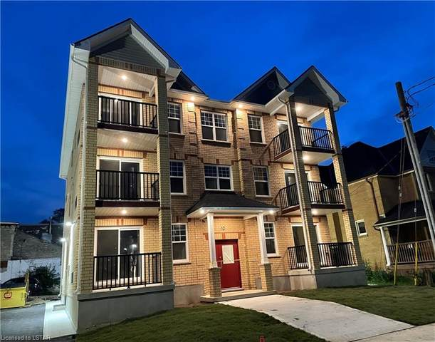 12 East Street, St. Thomas, ON N5P 2P7 (MLS #40163859) :: Envelope Real Estate Brokerage Inc.