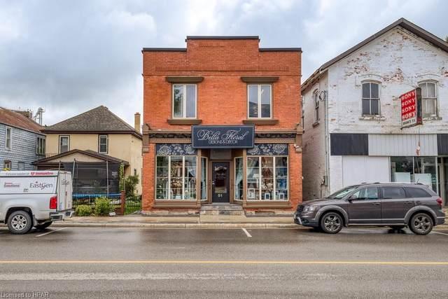 51 Woodstock Street S, Tavistock, ON N0B 2R0 (MLS #40163966) :: Envelope Real Estate Brokerage Inc.