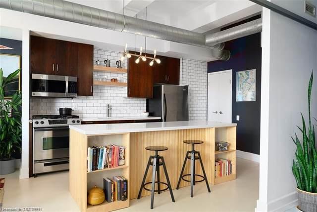 233 Carlaw Avenue #822, Toronto, ON M4M 3N6 (MLS #40164104) :: Envelope Real Estate Brokerage Inc.