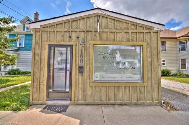 168 Catharine Street, Port Colborne, ON L3K 4K6 (MLS #40164276) :: Envelope Real Estate Brokerage Inc.