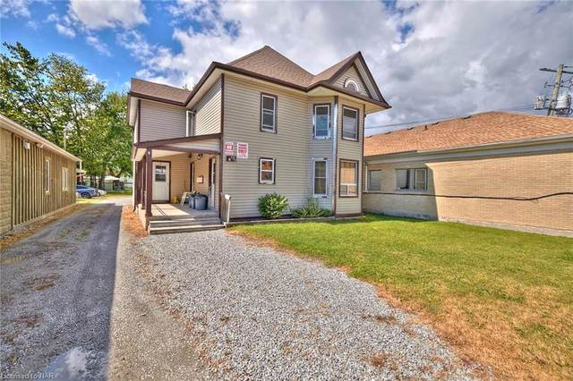 172 Catharine Street, Port Colborne, ON L3K 4K6 (MLS #40164303) :: Envelope Real Estate Brokerage Inc.