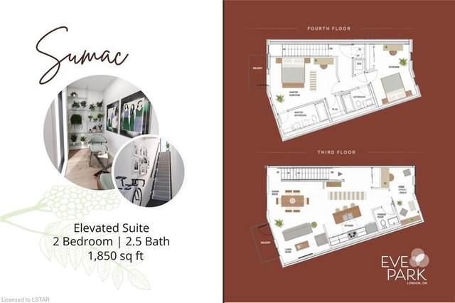 2050 Linkway Boulevard A120, London, ON N6K 0G2 (MLS #40164399) :: Envelope Real Estate Brokerage Inc.