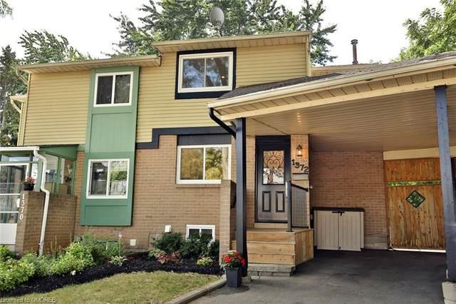 1372 Edwards Court, Oakville, ON L6H 3H7 (MLS #40164404) :: Envelope Real Estate Brokerage Inc.