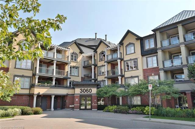 3060 Rotary Way #220, Burlington, ON L7M 0G9 (MLS #40164506) :: Envelope Real Estate Brokerage Inc.