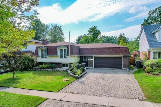 2547 Lepp Avenue, Niagara Falls, ON L2J 2B9 (MLS #40164855) :: Envelope Real Estate Brokerage Inc.