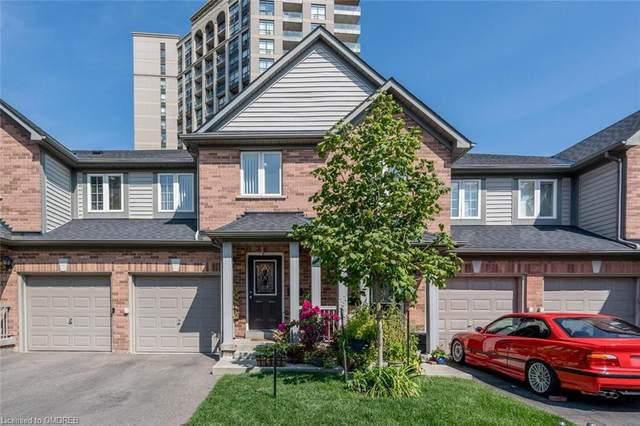 190 Forum Drive #66, Mississauga, ON L4Z 3Y2 (MLS #40164864) :: Envelope Real Estate Brokerage Inc.