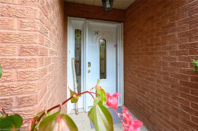 530 Falgarwood Drive #14, Oakville, ON L6H 1N3 (MLS #40164885) :: Envelope Real Estate Brokerage Inc.
