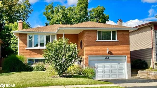 252 Overlea Drive, Kitchener, ON N2M 1T6 (MLS #40165006) :: Envelope Real Estate Brokerage Inc.