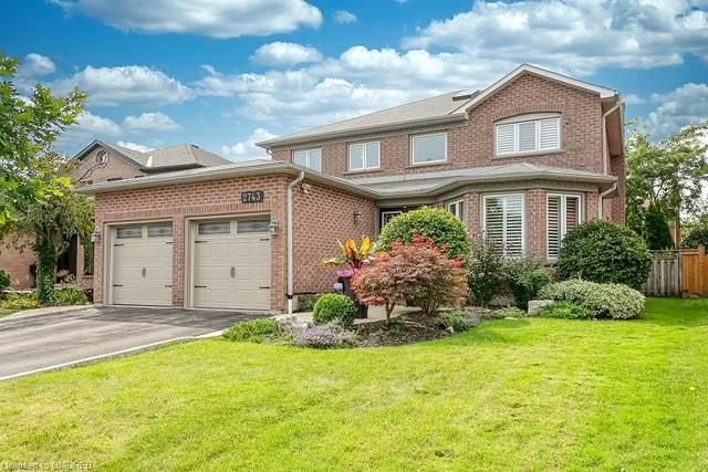 2743 Guilford Crescent, Oakville, ON L6J 6Z8 (MLS #40165030) :: Forest Hill Real Estate Collingwood