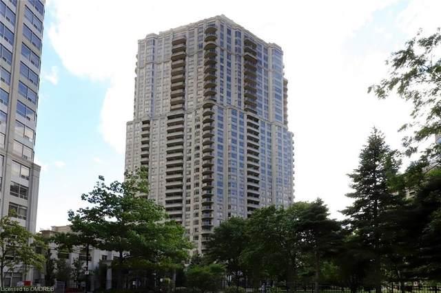 25 Kingsbridge Garden Circle #821, Mississauga, ON L5R 4B1 (MLS #40165165) :: Envelope Real Estate Brokerage Inc.