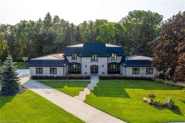 24 Crestwood Place, Sarnia, ON N7S 5M9 (MLS #40165251) :: Envelope Real Estate Brokerage Inc.