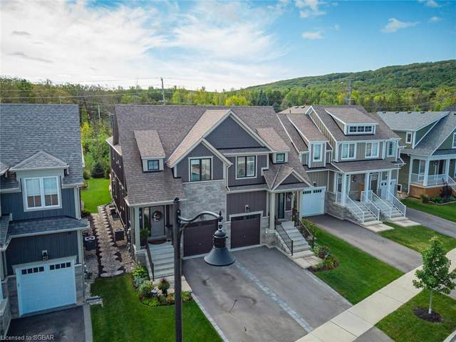 150 Yellow Birch Crescent, The Blue Mountains, ON L9Y 0R4 (MLS #40165357) :: Forest Hill Real Estate Collingwood