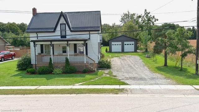 145 Victoria Avenue E, Crediton, ON N0M 1M0 (MLS #40165448) :: Envelope Real Estate Brokerage Inc.