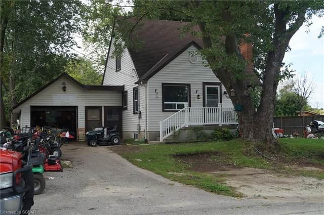 205 Phillips Street, Stayner, ON L0M 1S0 (MLS #40165526) :: Forest Hill Real Estate Collingwood