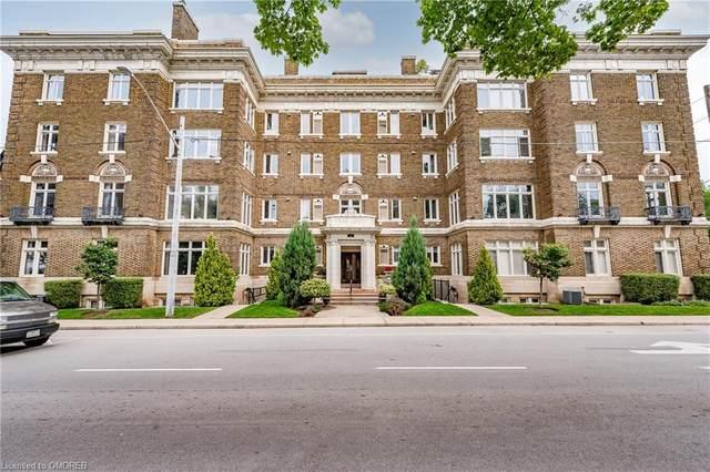 86 Herkimer Street #13, Hamilton, ON L8P 2G7 (MLS #40165555) :: Envelope Real Estate Brokerage Inc.