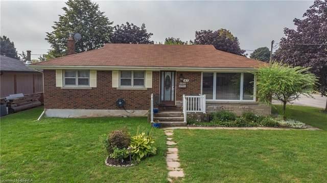 43 Todd Street, Brantford, ON N3R 2P9 (MLS #40165862) :: Envelope Real Estate Brokerage Inc.