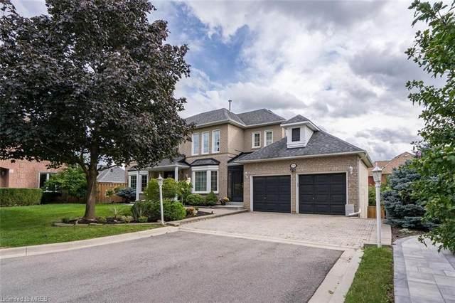 3734 Bishop Strachan Court, Mississauga, ON L5N 6N9 (MLS #40165867) :: Envelope Real Estate Brokerage Inc.