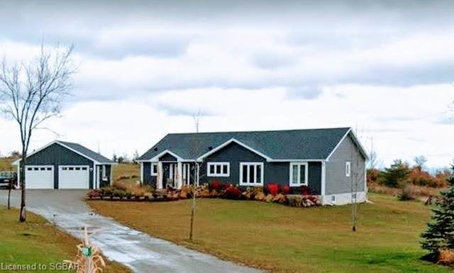 109 Ridgecrest Lane, Meaford Municipality, ON N0H 2P0 (MLS #40166024) :: Forest Hill Real Estate Collingwood