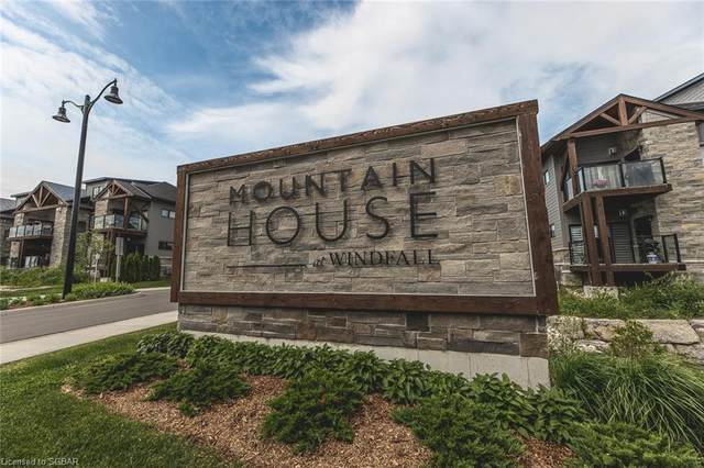 12 Beckwith Lane #101, The Blue Mountains, ON L9Y 0A4 (MLS #40166034) :: Forest Hill Real Estate Collingwood