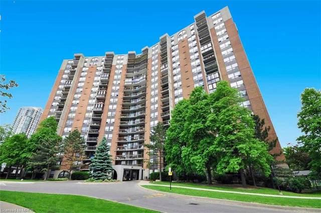 50 Mississauga Valley Boulevard #1615, Mississauga, ON L5A 3S2 (MLS #40166205) :: Envelope Real Estate Brokerage Inc.