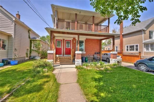 23 Garner Avenue, Welland, ON L3B 2X7 (MLS #40166286) :: Forest Hill Real Estate Collingwood