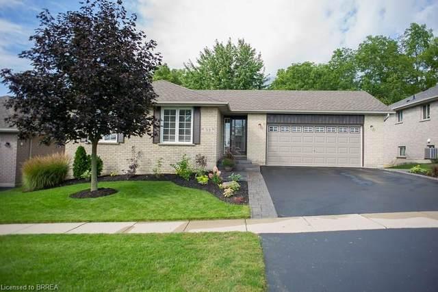 33 Sunnyside Drive, St. George, ON N0E 1N0 (MLS #40166335) :: Envelope Real Estate Brokerage Inc.
