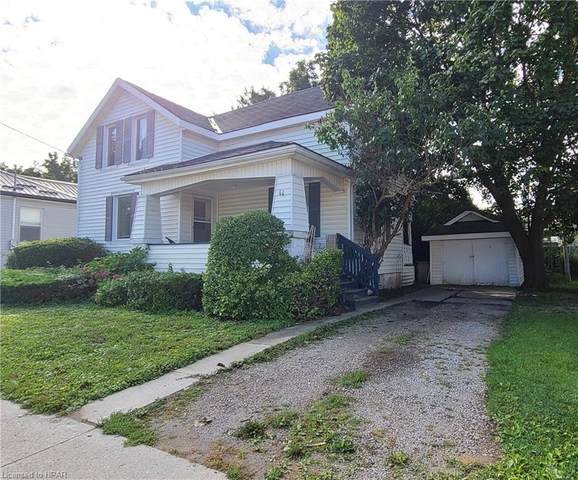 11 Sanders Street, Exeter, ON N0M 1S1 (MLS #40166470) :: Envelope Real Estate Brokerage Inc.
