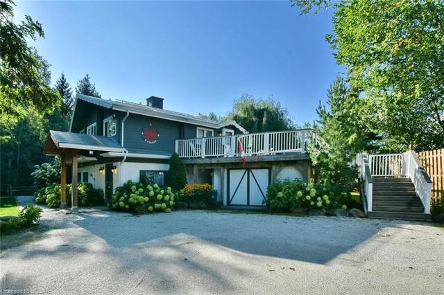 132 Sleepy Hollow Road, The Blue Mountains, ON L9Y 0S2 (MLS #40166490) :: Forest Hill Real Estate Collingwood
