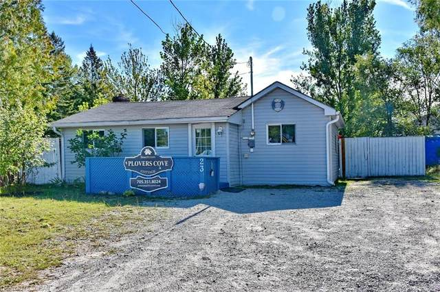 23 Dunkerron Avenue, Wasaga Beach, ON L9Z 2H4 (MLS #40166634) :: Forest Hill Real Estate Collingwood