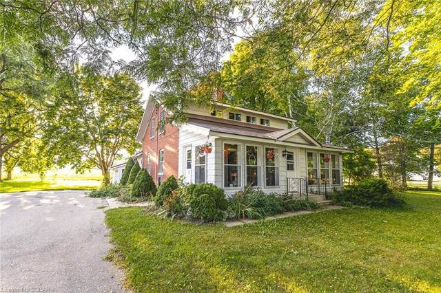 138268 112 GREY Road, Meaford Municipality, ON N4L 1W5 (MLS #40166653) :: Forest Hill Real Estate Collingwood